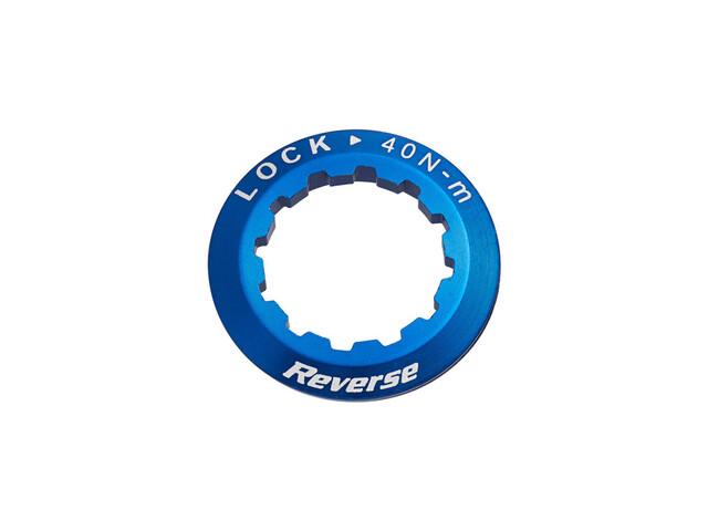Reverse Kassette låsering Kassette blå